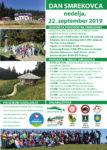 3. DAN SMREKOVCA (več planinskih pohodov, turno kolesarjenje, osrednja prireditev in različne naravovarstvene aktivnosti)